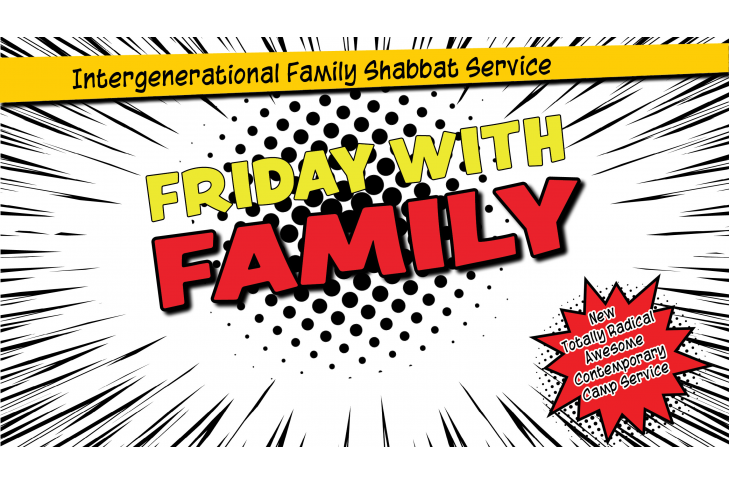 New Friday With FAmily Banner
