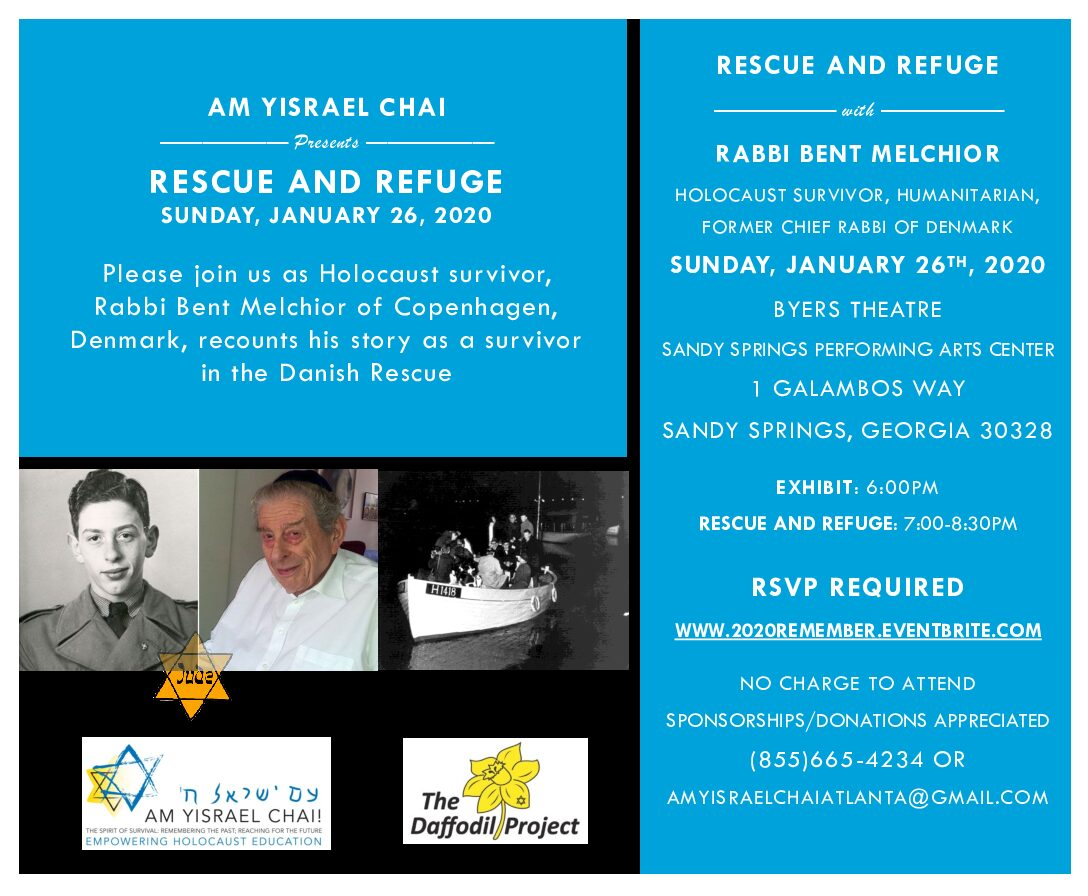 Rescue and Refuge The Holocaust in Denmark
