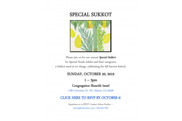 Special Sukkot flyer- 2019-1