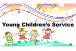 Young Children's Service Banner