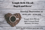 Bagels and Brew