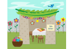 Decorative Sukkah
