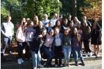 High school students attend the CIE/ISMI Teen Israel Leadership Institute in October 2018.