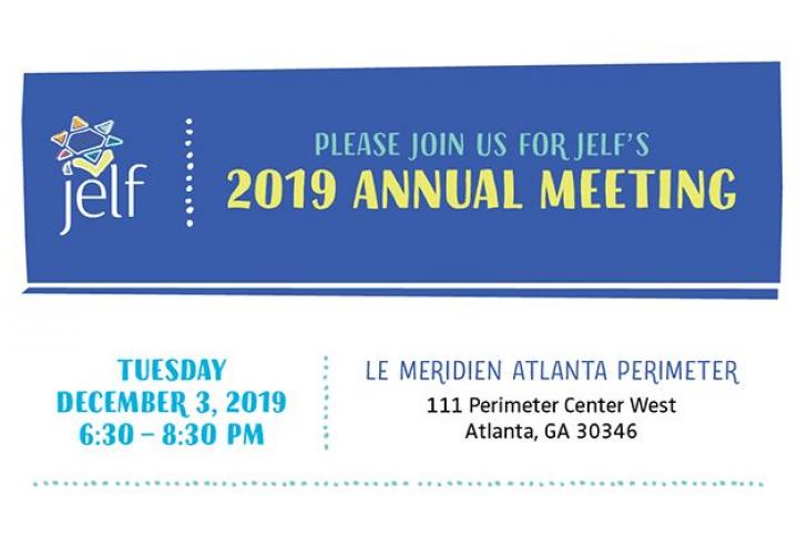 JELF Annual Meeting
