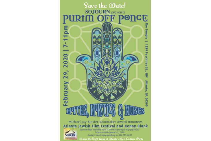 Purim off ponce
