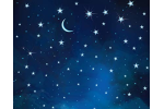 background night stars_