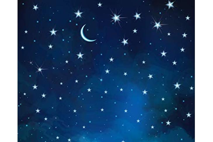 background night stars_