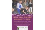 Inclusion Shabbat 2020
