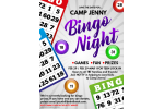 CJ Bingo Night Save The Date 2020