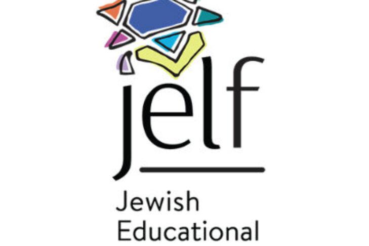 JELF Logo - for ATL Jewish Connector