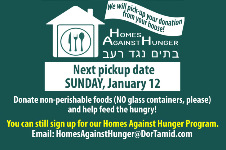 homes for hunger
