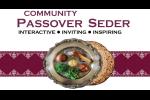 Passover Seder Flyer 2020 GRAPHIC
