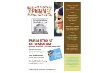 Purim Flyer 3