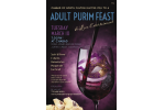 adult purim seudah