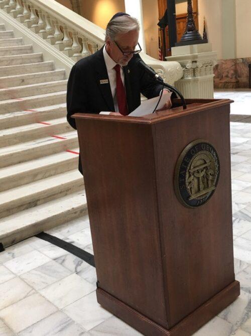 2019 at GA State Capitol-C