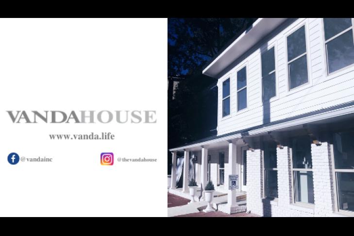 VANDA HOUSE Banner 2