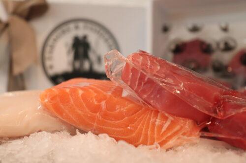 salmon F&F
