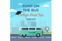 Bus_Poster(JumpSpark-logo-on-door)