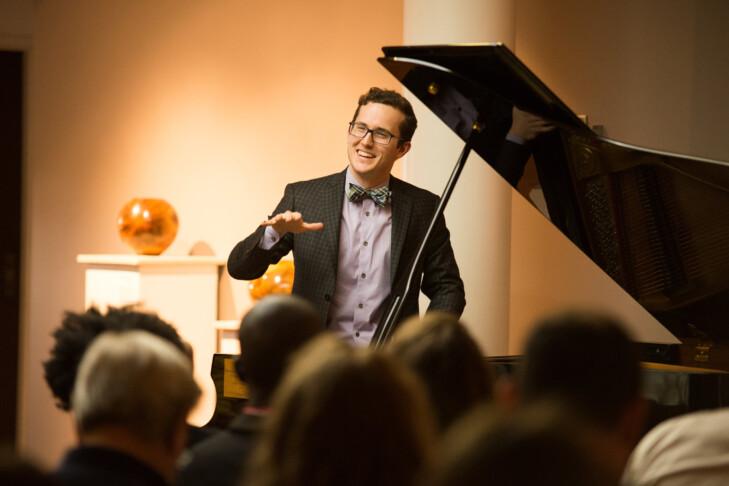 Event Photographer | www.Joyelan.com | John Burke Grammy Concert | Oglethorpe University