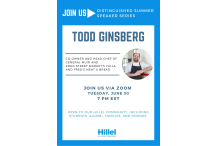 Todd Ginsberg Flyer