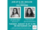 Instagram Live Dr. Bat-Sheva Maslow