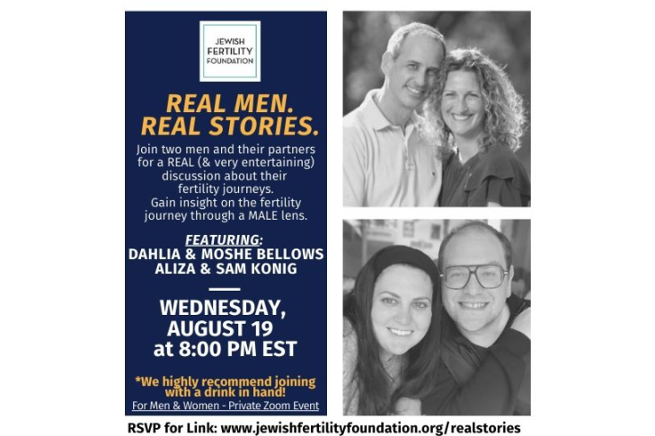Real men real stories