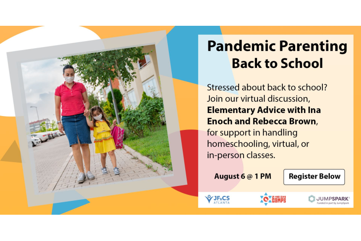 Pandemic Parenting: Back to school (elementary)