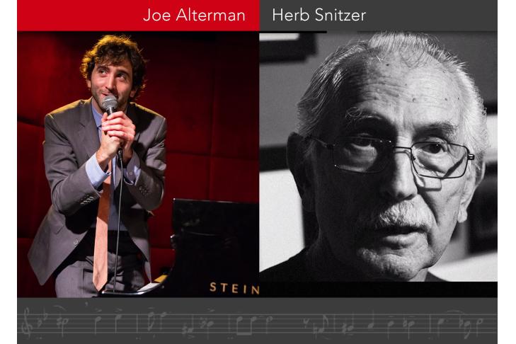 Jazz talk Joe Alterman and Herb Snitzer website NEW 962x690