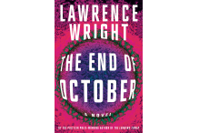Lawrence Wright_The End of October Cover Art