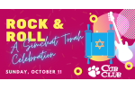 Rock N Roll Simchat Torah Cub Club