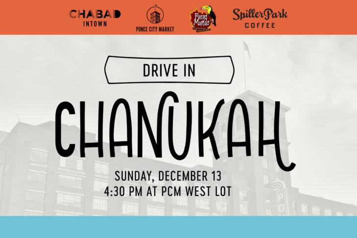 Chanukah Drive In_Facebook
