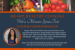 Health Prof Cooking Event