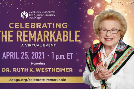 Dr Ruth - Celebrate the Remarkable