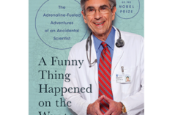 Robert Lefkowitz, M.D., A Funny Thing Happened on the Way to Stockholm