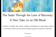 Seder through lens of recovery