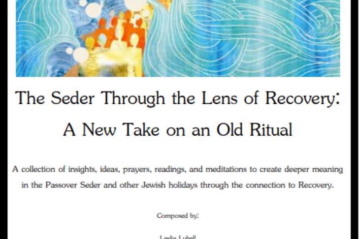 Seder through lens of recovery