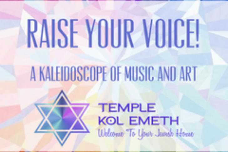 CAL _ Raise Your Voice 5-31-2021