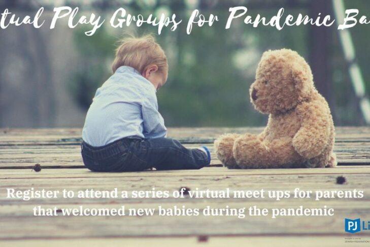 CAL_ Pandemic Baby Play Group 5-15-2021