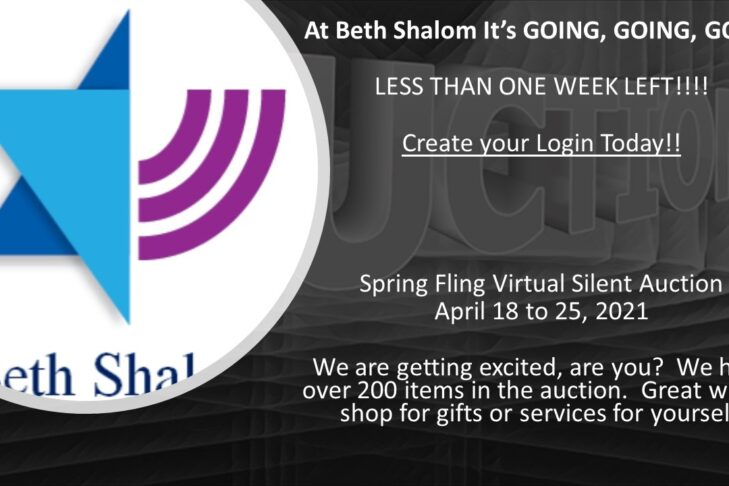 Flyer week of 4-12