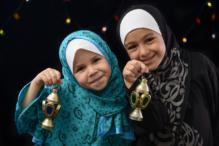 Girls ramadan small