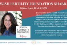 Jewish Fertility Shabbat