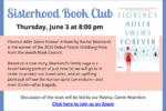 Sisterhood Book Club June 3 2021 FINAL