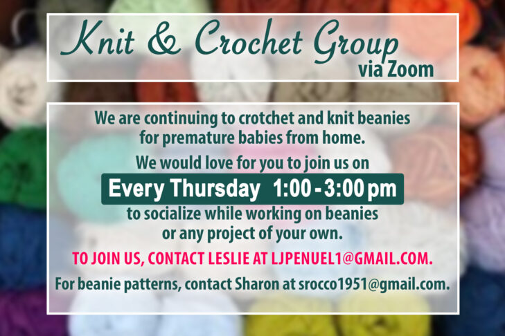 CAL_KNit and Crochet