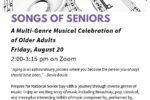 CAL_Songs of Seniors A Multi-Genre Musical Celebration of Older Adults 0820 August 15