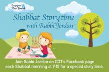 CAL_Story Time with Rabbi Jordan