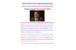 Bluestein-opening-meeting
