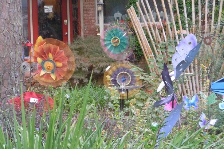 GGM- garden sculptures by Kathy Walton