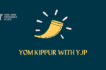 Yellow and Blue Yom Kippur Card (1)