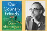 Event graphic Gary Shteyngart