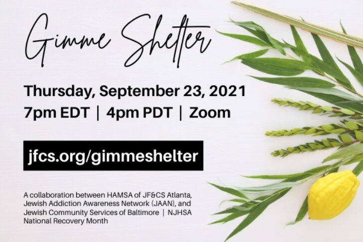 Gimme Shelter web